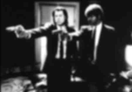 Samuel L Jackson avec John Travolta en 1994