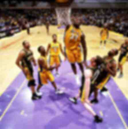 Shaquille O' Neal - Dunk