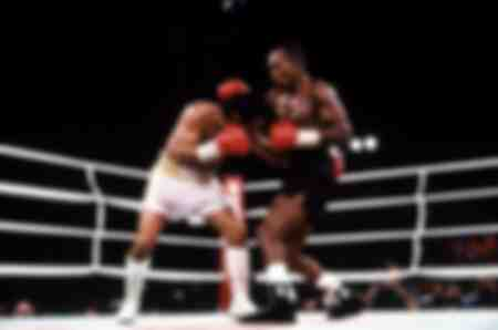 Sugar Ray Leonard contre Roberto Duran