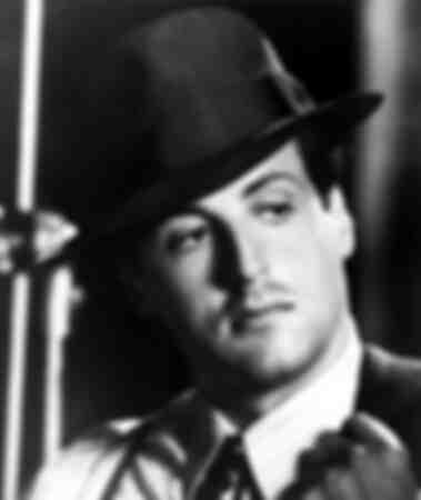 Sylvester Stallone intérprète Johnny Kovak dans le film FIST