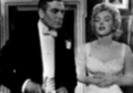 Scène uit de film The Prince and the Dancer
