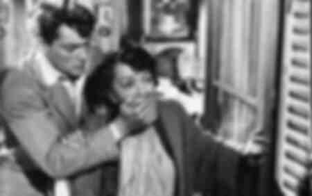 Szene aus dem Film Die schrecklichen Eltern