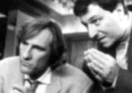 Gérard Depardieur et Christian Clavier dans le film Les Anges Gardiens