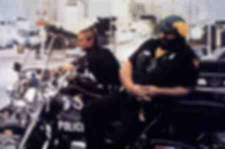 Scena dal film Due fuori controllo