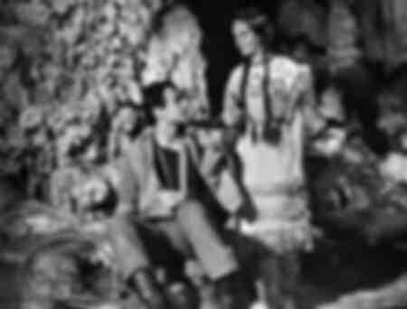Scena da Winnetou II