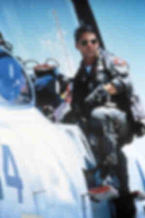 Tom Cruise  en 1986