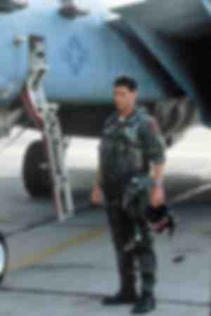 Tom Cruise prêt à décoller