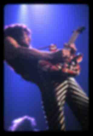 Van Halen live optreden in The Fabulous Forum in Los Angeles