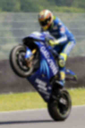 Wheelie of victorie