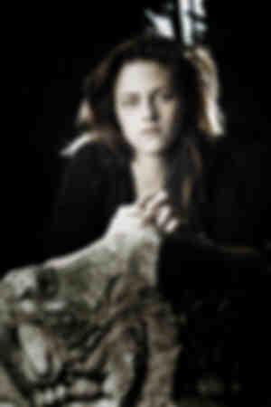 Schauspielerin Kristen Stewart posiert für die Twilight Portrait Session