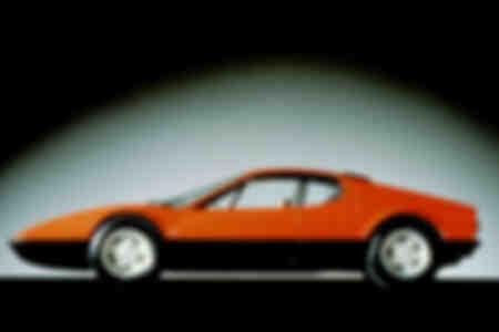 Modèle Ferrari 1990