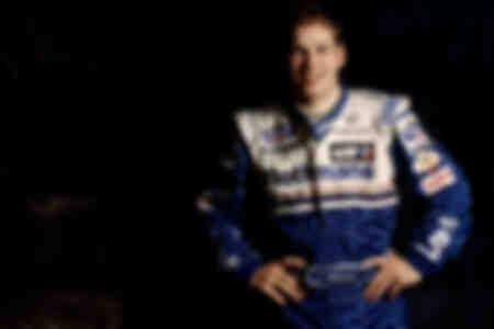 Pilote de Formule 1 Jacques Villeneuve 1995