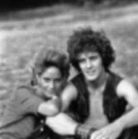 Alida Valli avec son fils Carlo