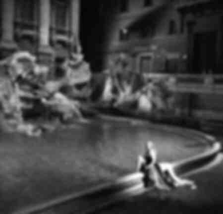 Anita Ekberg dans le film La dolce vita