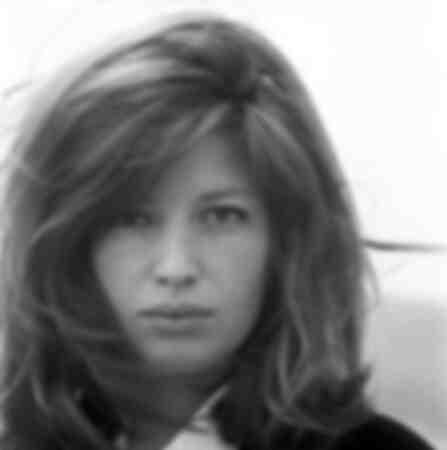 Portrait de Monica Vitti en 1963