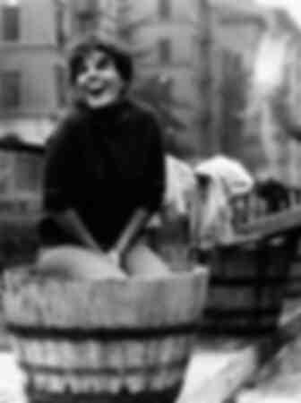 Ornella Vanoni à Milan en 1963