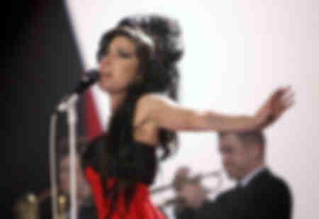 Amy Winehouse Brit Awards 2007