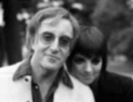 Liza Minnelli and Peter Sellers in 1973
