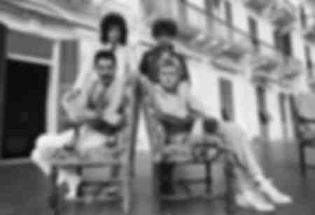 Queen Photo Session - San Remo