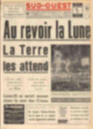22 de julio 1969