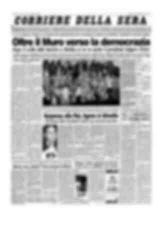 11 novembre 1989