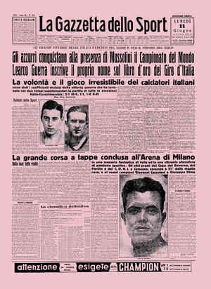 11 giugno 1934
