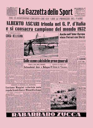 08 settembre 1952