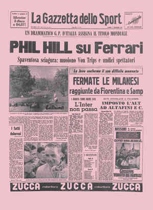 11 settembre 1961