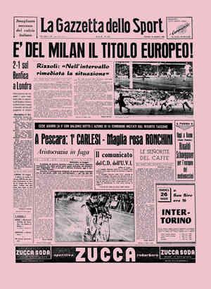 23 maggio 1963