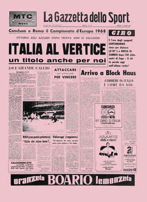 11 giugno 1968