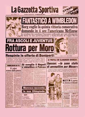 06 luglio 1980