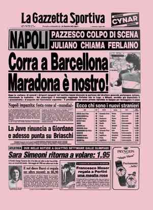 01 luglio 1984