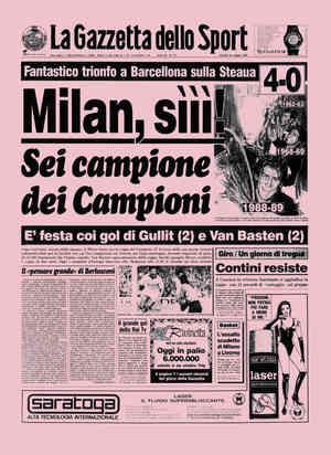 25 maggio 1989