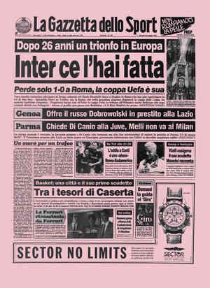 23 maggio 1991