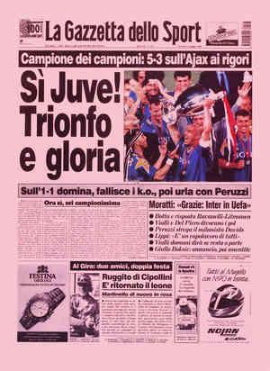 23 maggio 1996