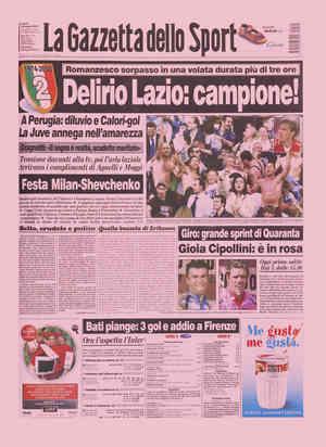 15 maggio 2000