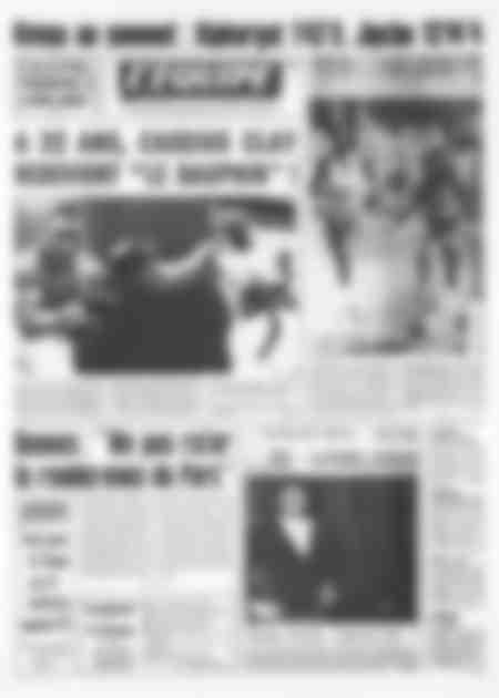 30 janvier 1974