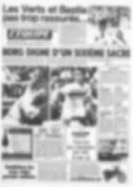 06 juin 1981