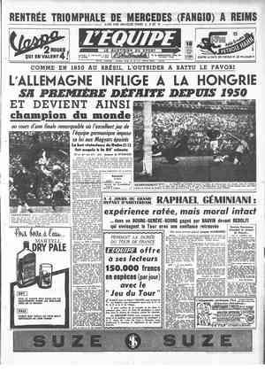05 juillet 1954