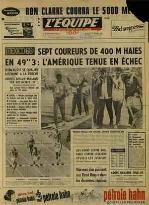 15 octobre 1968