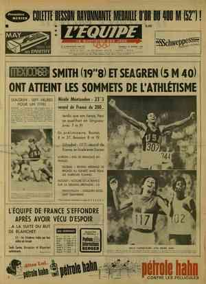 18 octobre 1968