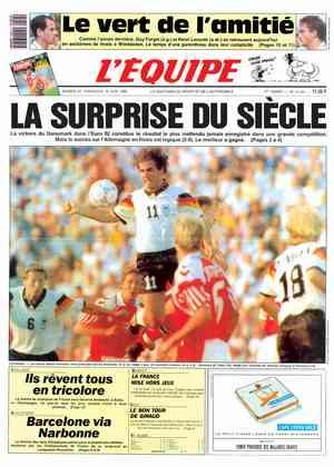 27 juin 1992