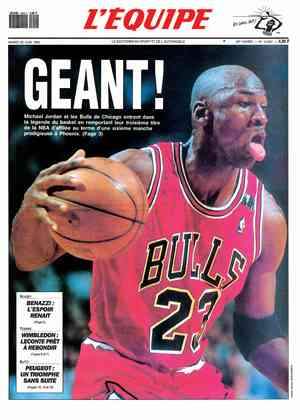 22 juin 1993