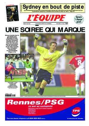 05 de agosto 2000