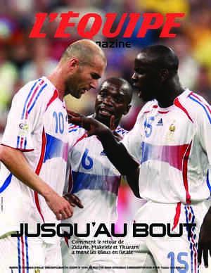 08 juillet 2006 - Magazine
