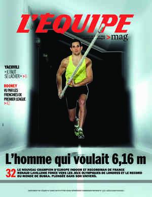 12 mars 2011 - Magazine
