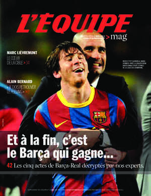 07 de mayo 2011 - Revista