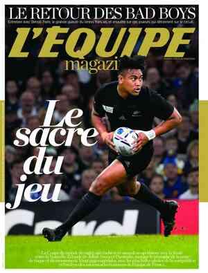 31 octobre 2015 - Magazine