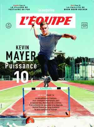 August 05, 2017 - Magazine